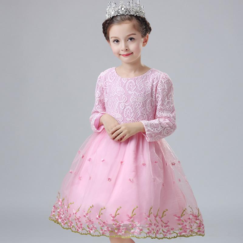 伊諾小鎮公主碎花公主裙