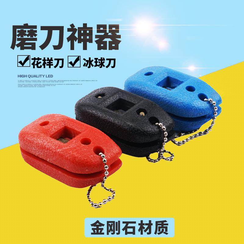 Новый пакет алмаз братья устройство может мельница настроение ледовые коньки обувной лед мяч нож коньки без братья полка 2 месяцы корыто