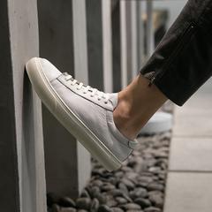 夏季男士真皮系带潮流系带板鞋 Z78 P185