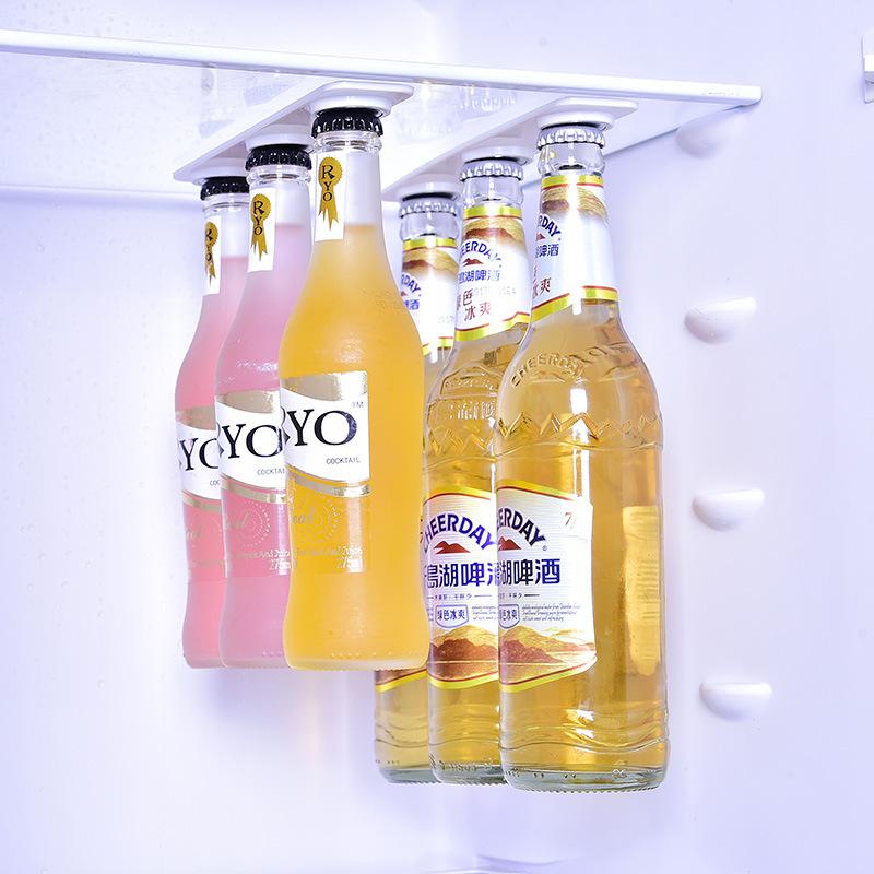 Магия еще творческий домой холодильник пиво подвеска поляк магнит поглощать пиво бутылка напитки хранение подвеска полка поглощать открывалка для бутылок