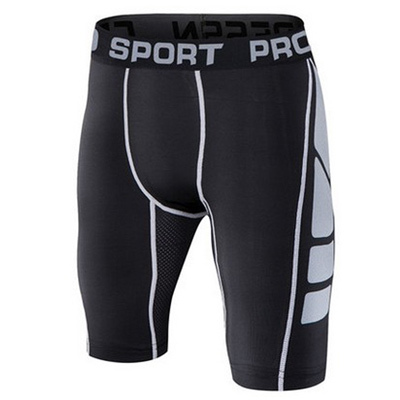 Summer thin breathable pro basketball track and field high stretch gym sports underpants mens oversize