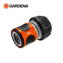 Germany imports Gardena Jiayi Automatic Water stop interception 6-point hose Six-point pipe fittings (G3 4)