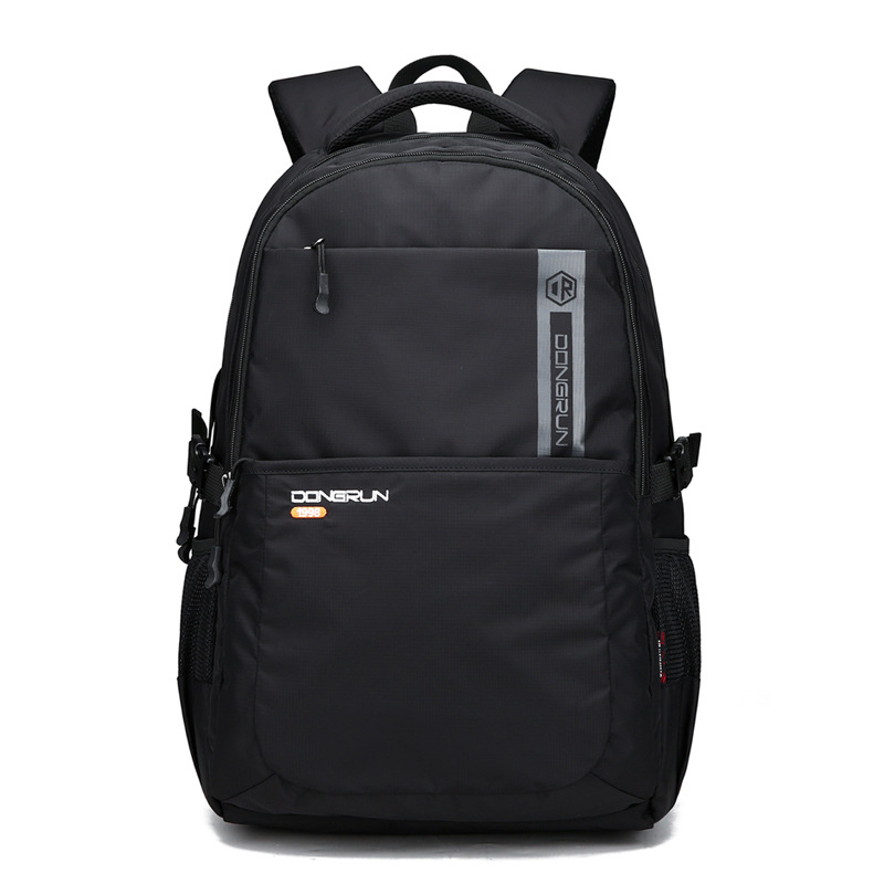 Junior high school students schoolbag mens multi-functional large capacity backpack fashion business leisure bag
