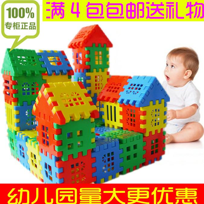 Игрушечные блоки для строительства Артикул 524994103626