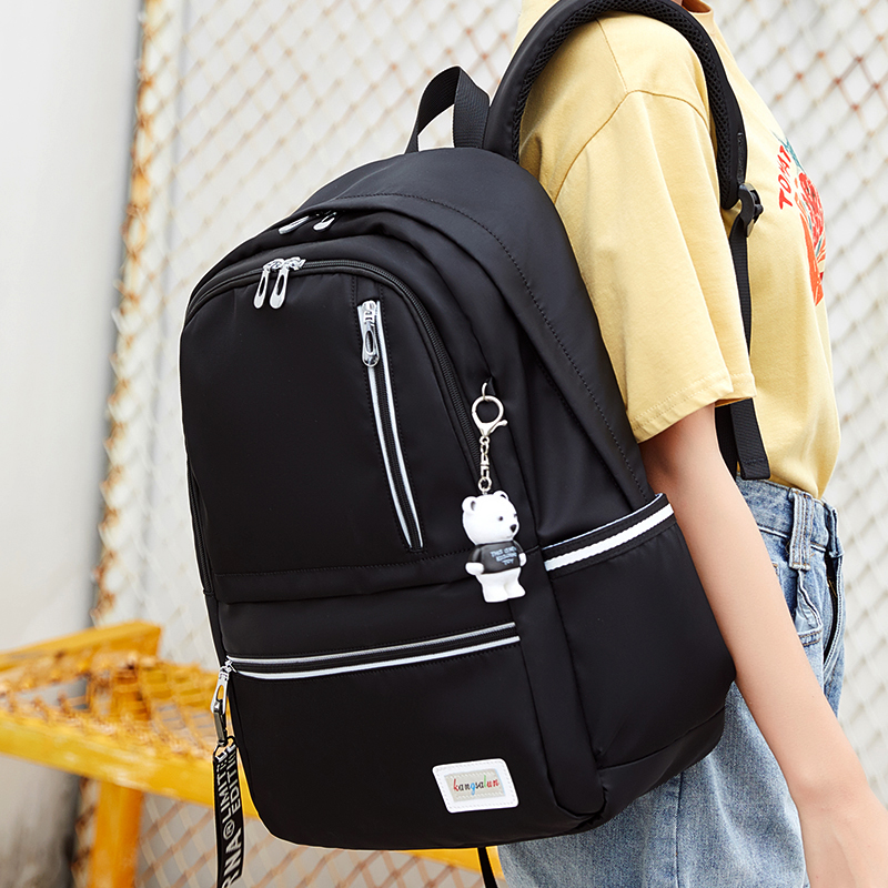 Schoolbag for junior high school students, Korean version, schoolbag for senior high school