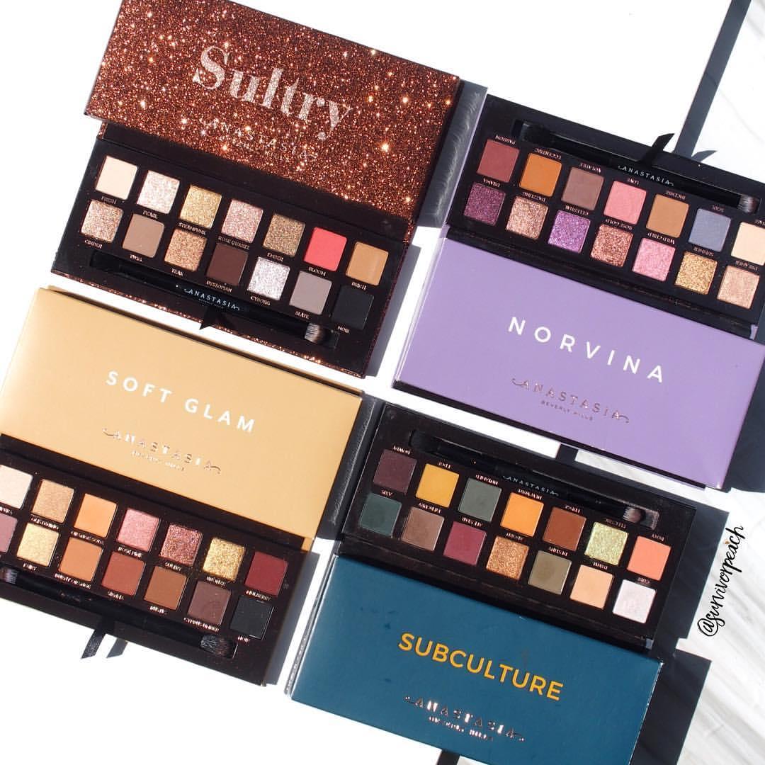 【保税BS】Anastasia Beverly Hills ABH Soft Glam Norvina Sult优惠券