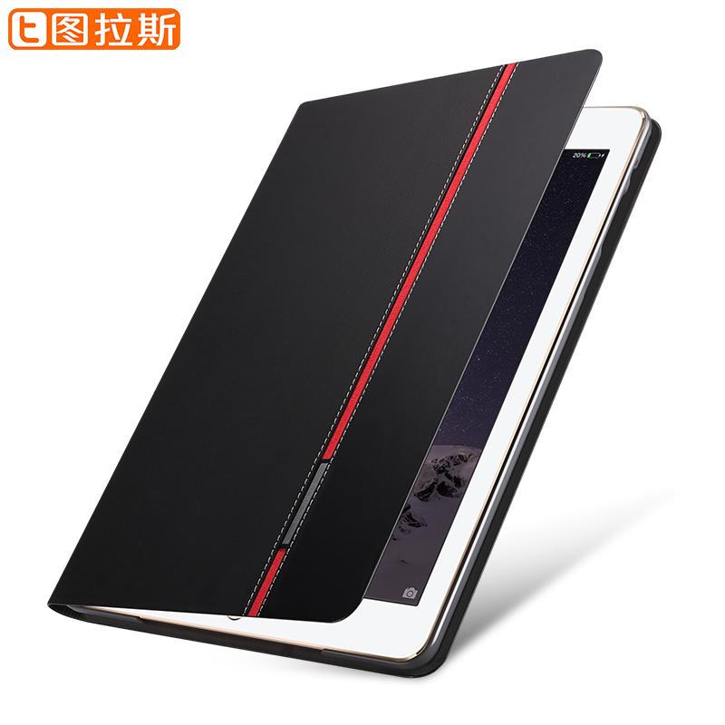 圖拉斯iPad Air保護套蘋果iPad5真皮iPda1平板電腦9.7殼韓國外殼