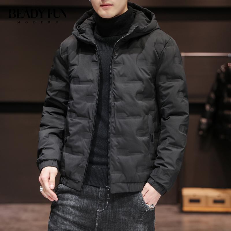 贝蒂凡冬季外套时尚休闲羽绒棉服