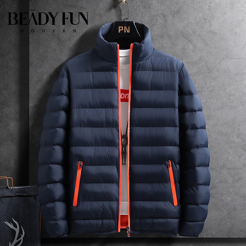 贝蒂凡冬季外套新款韩版羽绒棉服