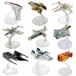 星球大战合金玩具模型原力觉醒飞船战舰 风火轮星际钛战机运输机