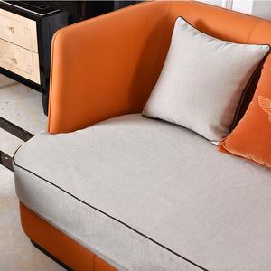 定制意式轻奢防滑宾利款沙发沙发垫