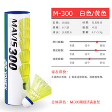 YONEX Yonex badminton plastic ball can not be rotten. 12 are YY nylon, 6 are used for playing ball.