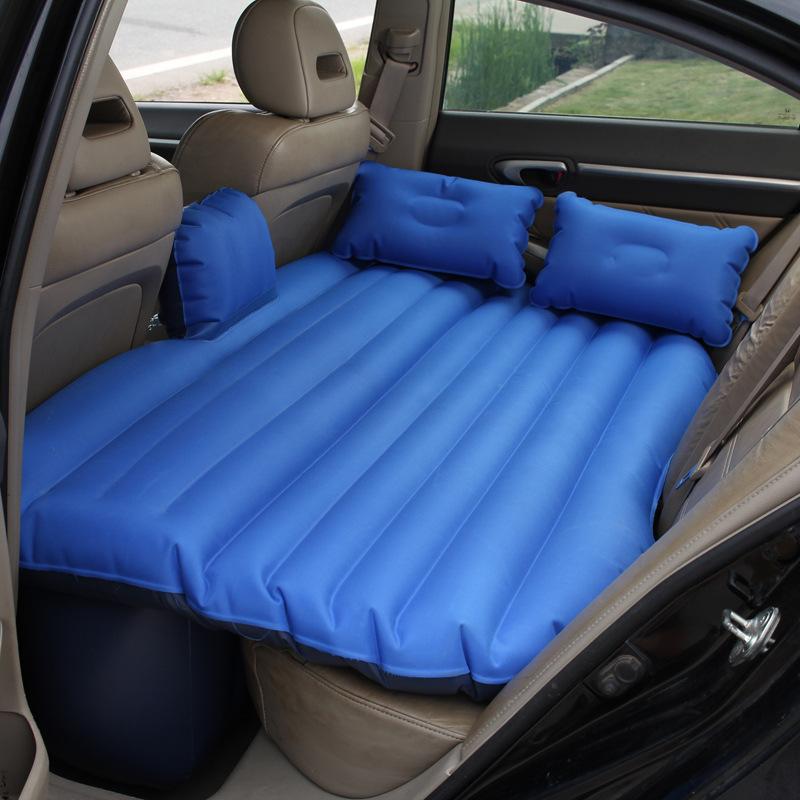 车载充气床汽车用品床垫后排旅行床轿车中后座SUV睡垫气垫 车内床11月16日最新优惠