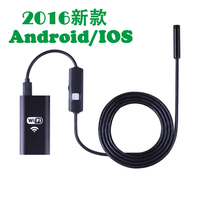Ios/Android iphone wifi Endoscope Snake Inspection Camera
