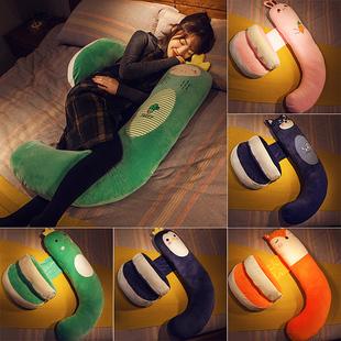 孕妇枕头护腰侧睡侧卧枕夹腿睡觉抱枕神器孕期托腹靠枕睡枕女生图片