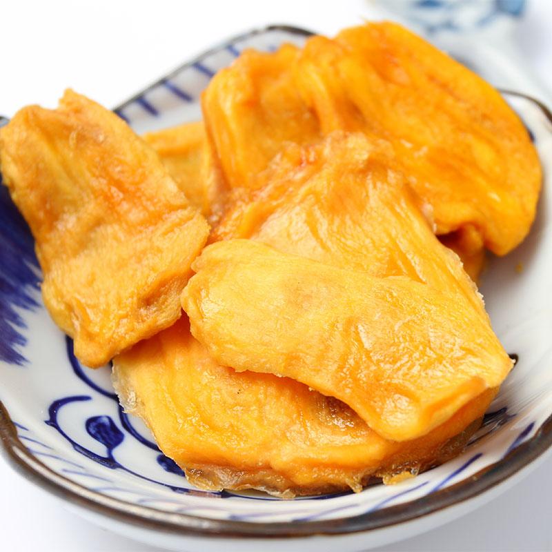 菠萝蜜干新鲜无添加水果干孕妇零食果脯小吃非油炸海南特产100g热销37件买三送一