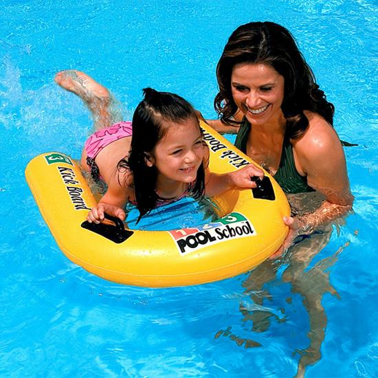 Качественная оригинальная продукция INTEX58167 плавание школа удар доска ребенок изучение плавать игра плавающий поплавок доска