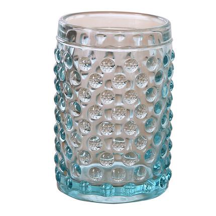 创意玻璃情侣新婚ins大号洗漱杯子