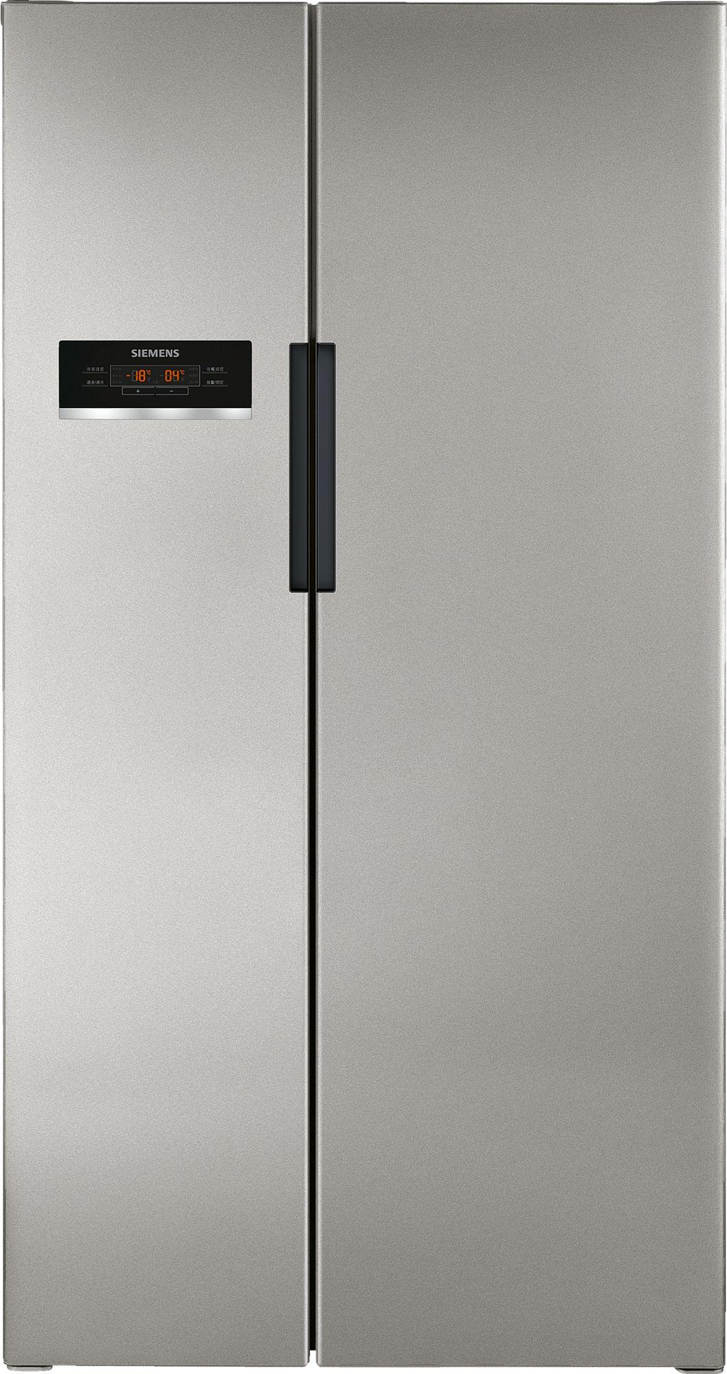 西门子SIEMENS 610升对开门变频冰箱双开门 风冷无霜 触摸控制图片