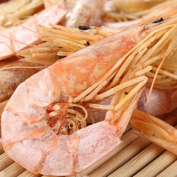 特价包邮舟山特产大虾干250克即食海鲜零食干货小吃