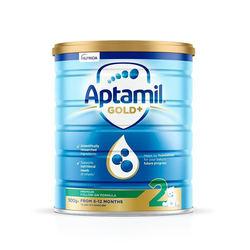 新版澳洲直邮爱他美金装2段二段新西兰可瑞康Aptamil婴幼儿奶粉