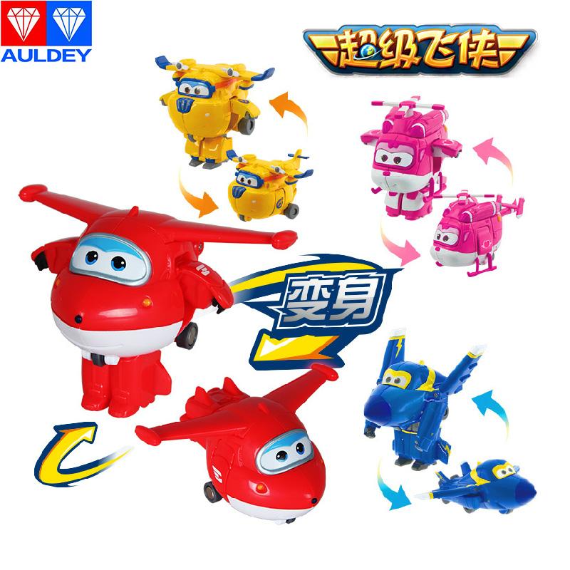 奧迪雙鑽超級飛俠變形機器人玩具全套樂迪小愛包警長小飛俠玩具