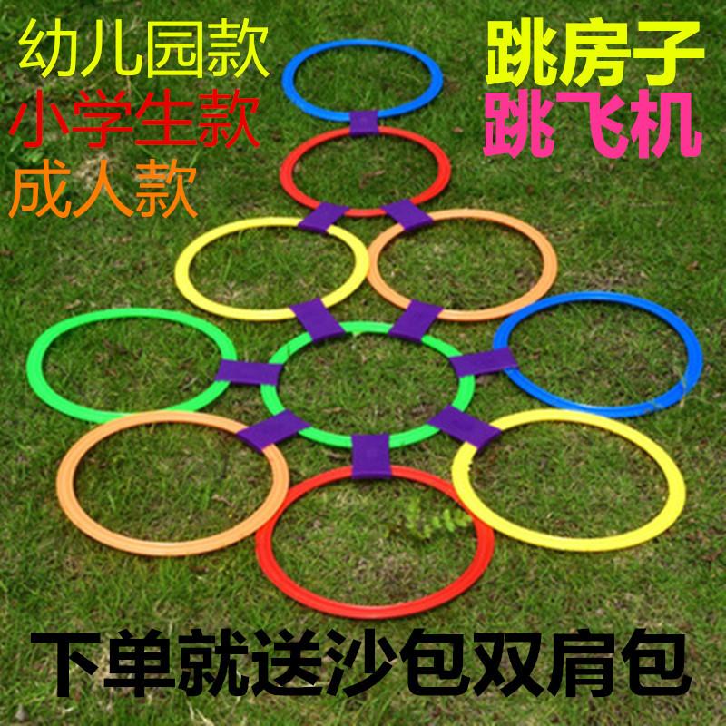 Ребенок перейти сетка перейти дом игра игрушка смысл система тренер лесоматериалы многофункциональный перейти круг на открытом воздухе движение игрушка