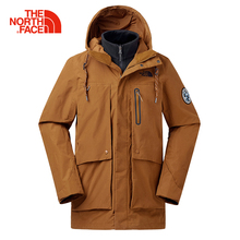 TheNorthFace North Jacket three-in-one jacket couple models outdoor waterproof spring and summer new products 46F5