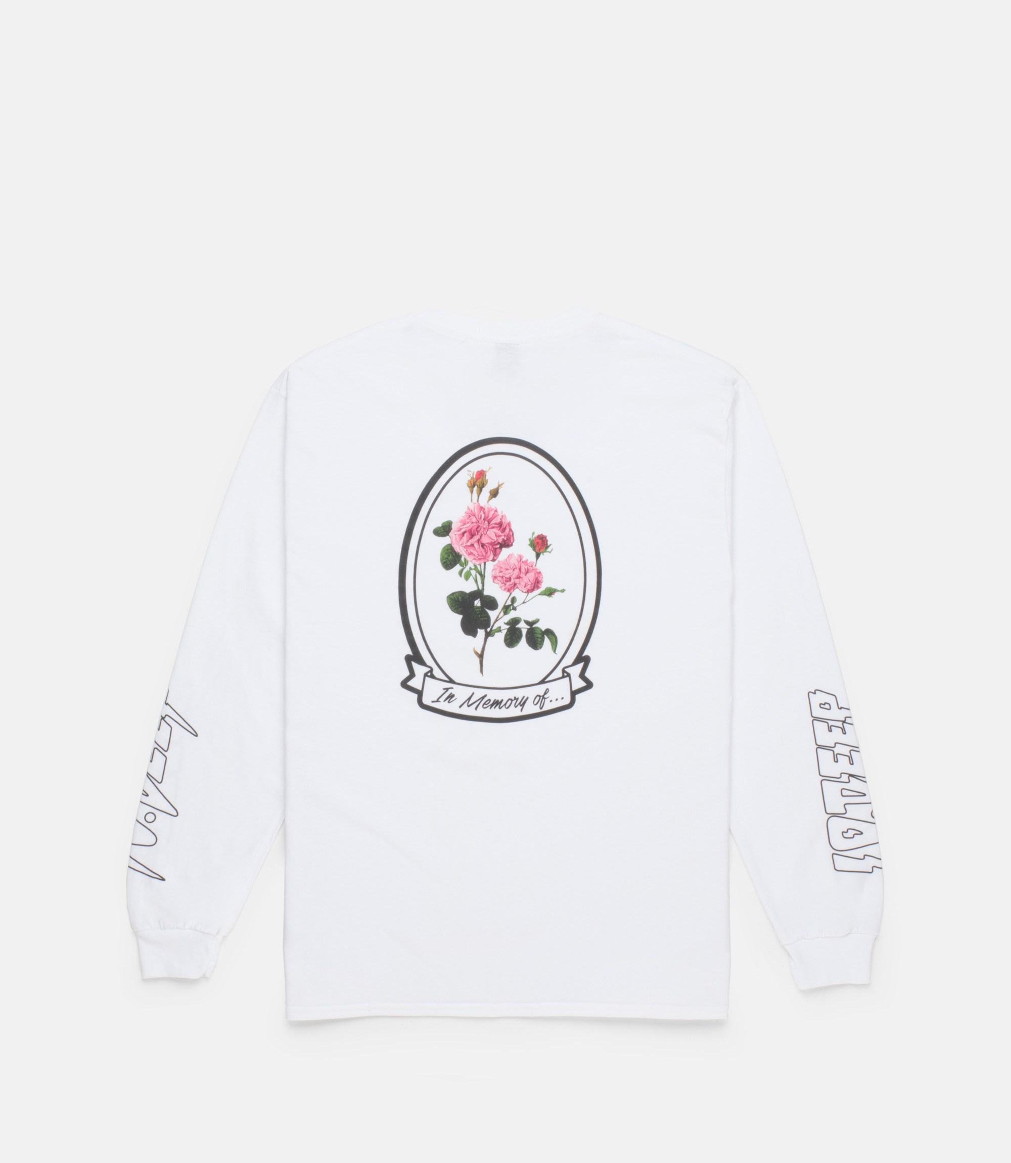 代购 10.DEEP In Loving Memory L/S T-Shirt 长袖TEE