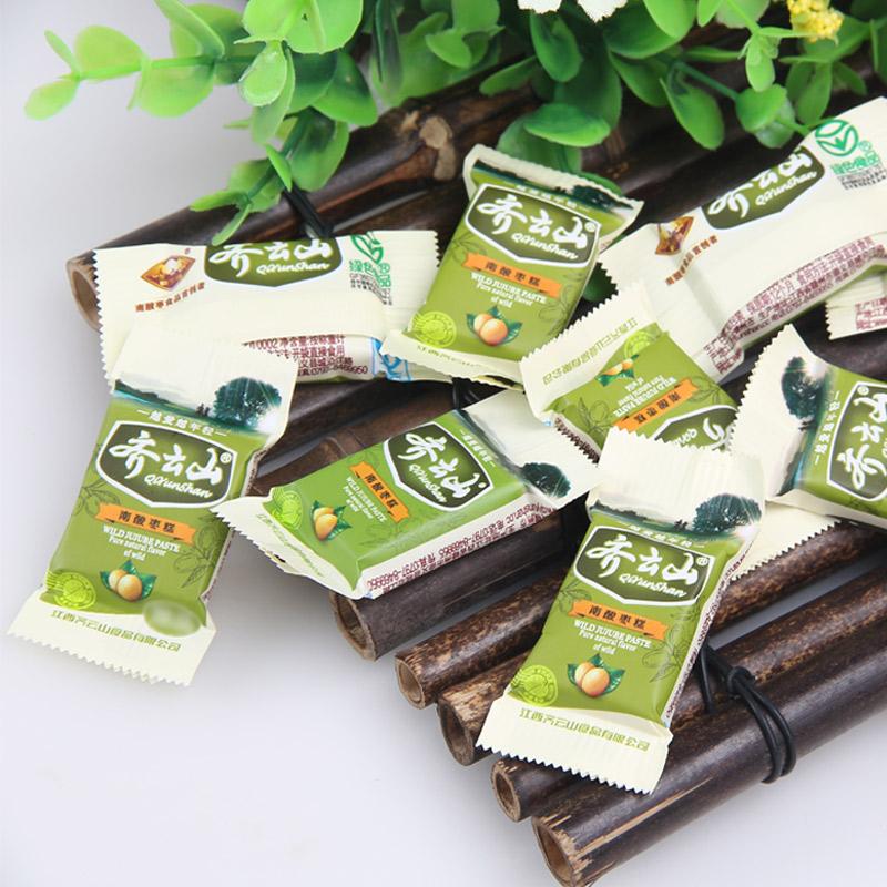 齊雲山南酸棗糕300g袋裝 綠色食品 酸甜爽口 江西特產 棗糕