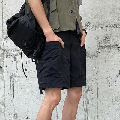 2019春装新款 立体口袋低裆跨裤休闲短裤裤 K257/P45(不低于58)