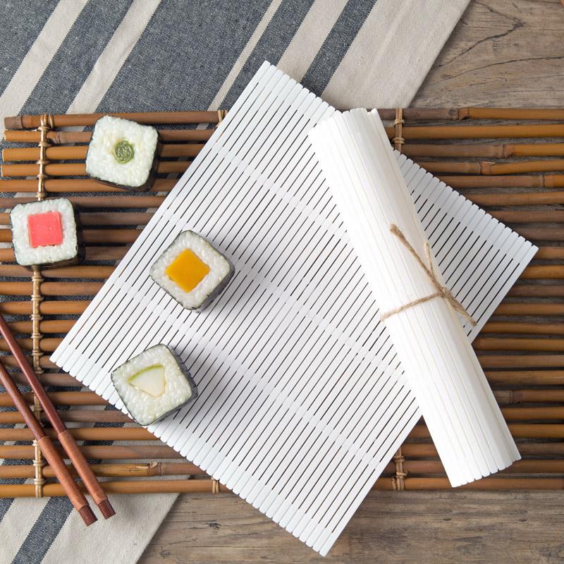 面大师塑料寿司帘做寿司工具制作紫菜卷饭包饭用的卷帘寿司卷帘子