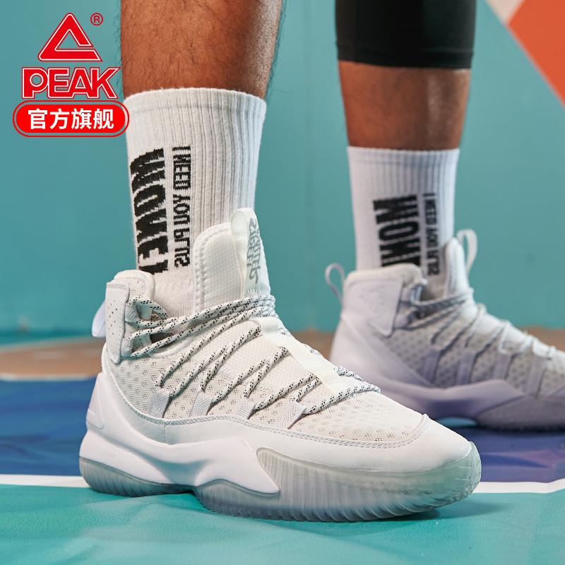匹克篮球鞋男运动鞋高帮2019秋季新款防滑耐磨实战战靴外场球鞋男
