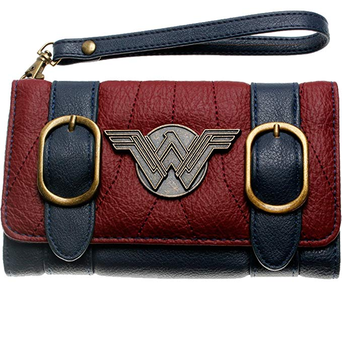 Justice alliance chivalrous long practical peripheral magic pupi womens zero wallet zipper card bag wallet animation