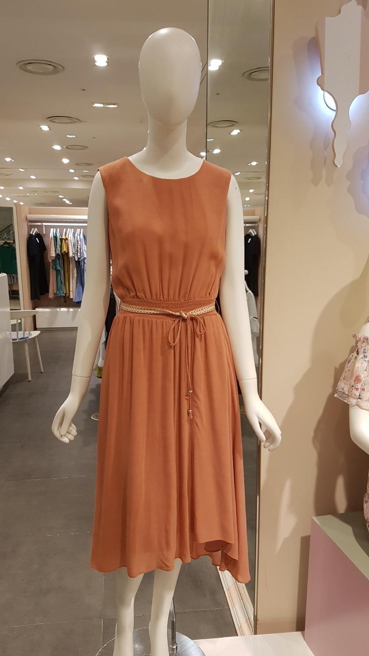 直送正品�n��代� OLIVE DES OLIVE 18夏漂亮�r尚�B衣裙 OW8MO530