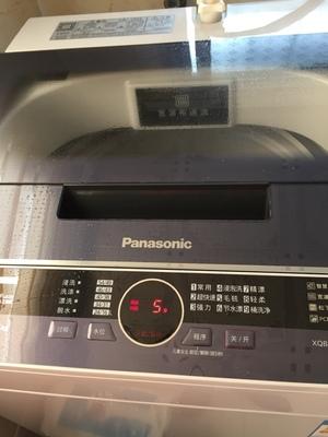 Re:大家入手评测松下 XQB85-T8021 全自动洗衣机8.5kg功能怎么样?性能评测好吗?感 ..