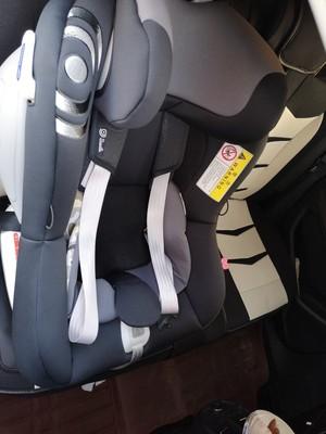 车主反馈:Savile猫头鹰卢娜儿童安全座椅怎么样?有没有气味?