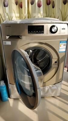 Re:大家评测吐槽海尔Leader/统帅 @G1012BX66G洗衣机好不好用???洗的干净 值得购 ..