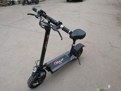 敢说实情:希洛普电动滑板车怎么样?不吹不黑点评揭秘缺点