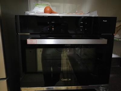 评测说说入手华帝i23009电蒸箱烤箱评测怎么样呢?华帝i23009电蒸箱烤箱质量好不好?