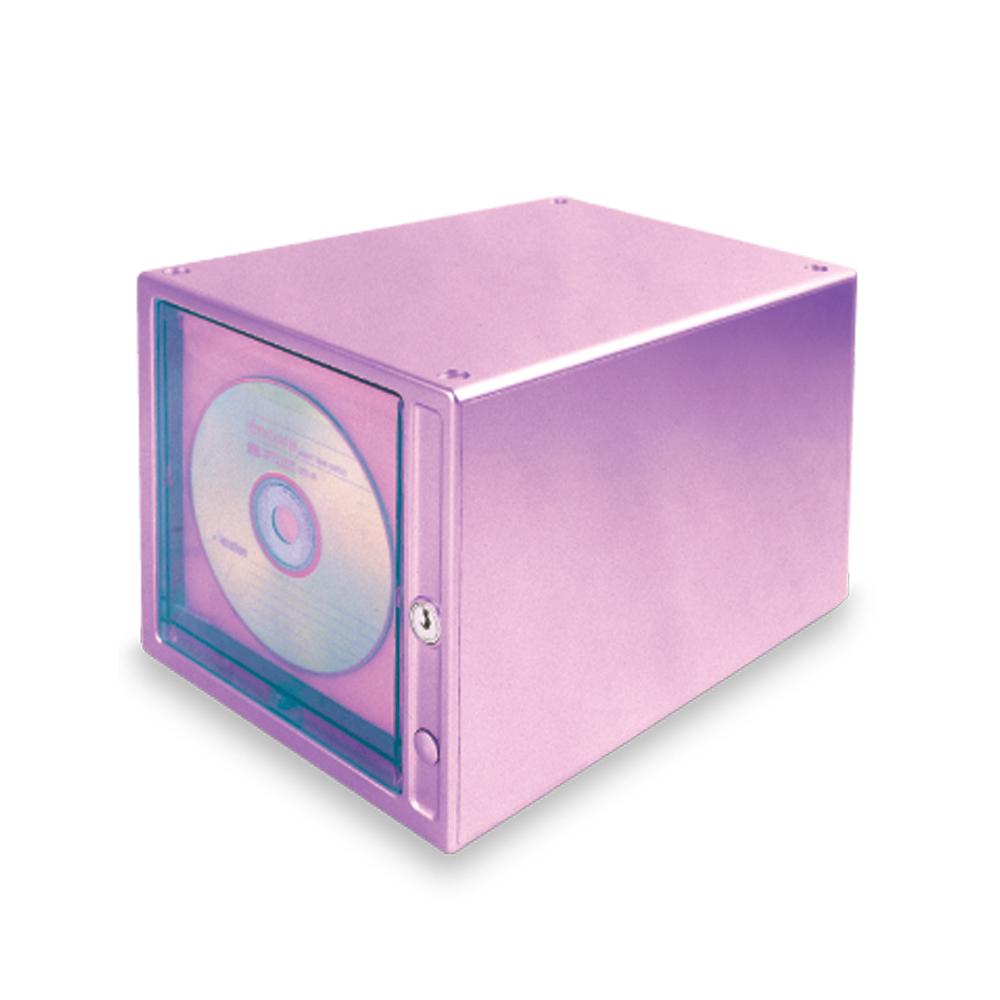 HIPCE свет коснуться ремень запереть CD в коробку диск кабинет большой потенциал CD хранение полка CDB-80