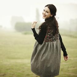 Платье для беременных 孕之彩 YQ345771
