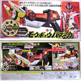 新年礼物玩具模型 侍战队 真剑者 真剑红 秘传装填枪 大刀 正版