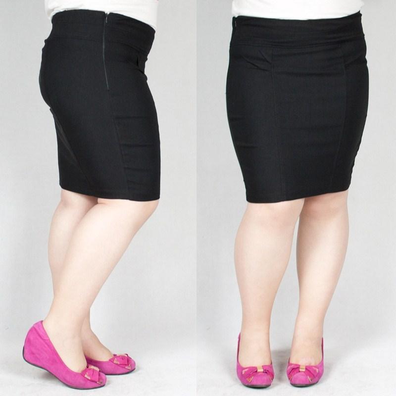 2015 новый кодекс женщины носят жир жир сестра лето mm Корейский похудения пакет бедра юбка высокой талией юбка бюст платье