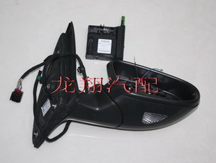 Volkswagen Golf 6 GTI automatic folding mirrors