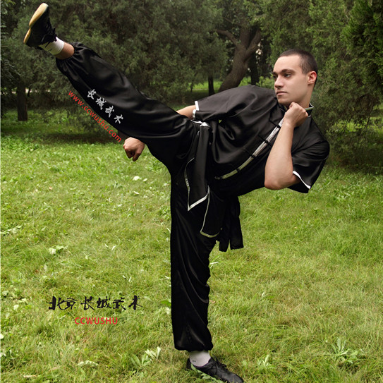Боевых искусств одежда короткий рукав одежды производительность одежда производительность для детской одежды костюм Тай Чи Кунг-фу боевые искусства одежда