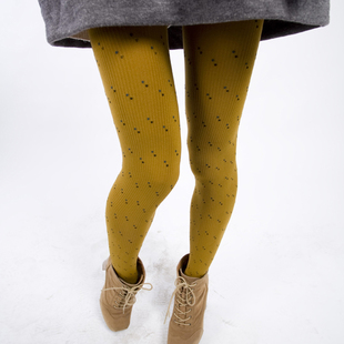 17 822 011 autumn and winter super thin sprout little color pantyhose