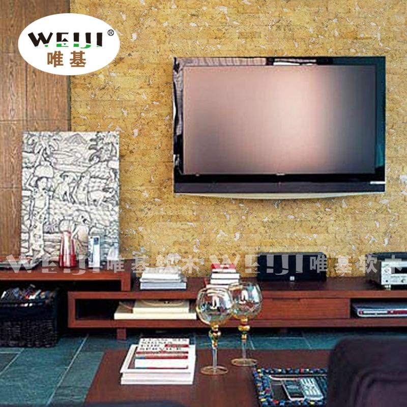 Пробка панель Фон стена / пробка обои / фото стена пробка ТВ фон стена гостиная спальня кабинет для