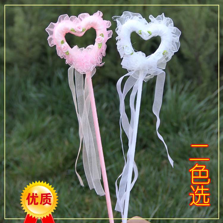 Шесть один сезон ребенок производительность производительность статьи фотографировать моделирование волшебная палочка ангел палка ангел любовь фея палка