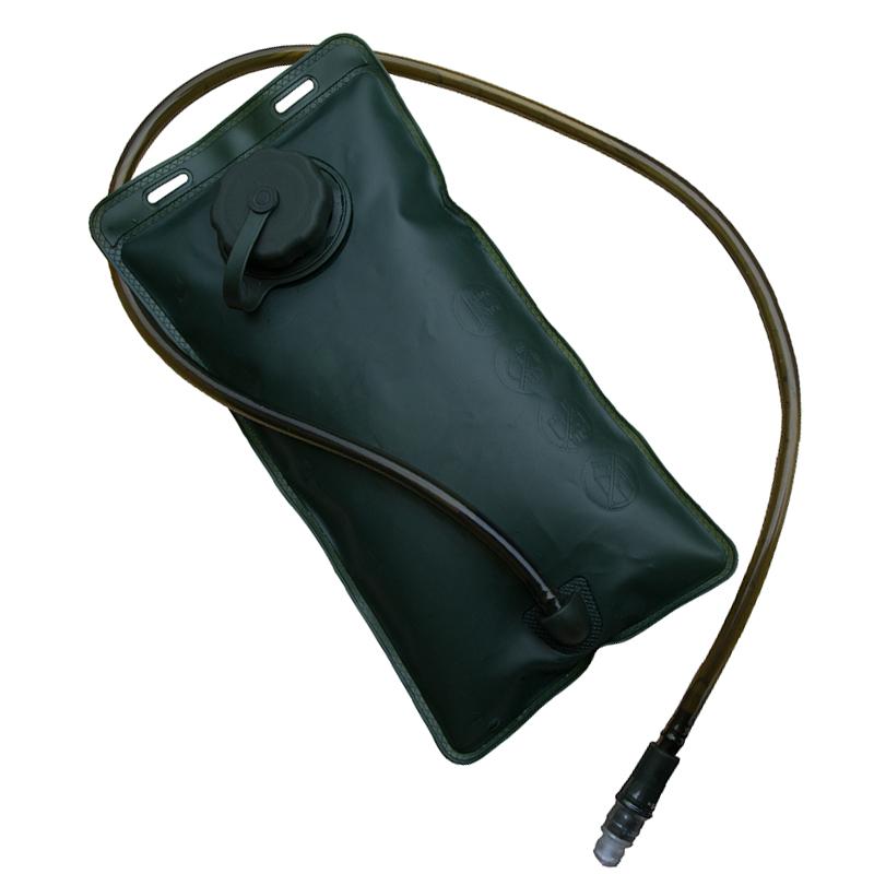 На открытом воздухе путешествие верховая езда рюкзак восхождение портативный питьевой мешок кожа мешок осел друг оборудование 1.5L 2L